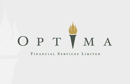 Logo Design for Optima Financial Services