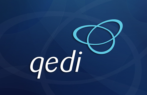 Logo Design for QEDI International